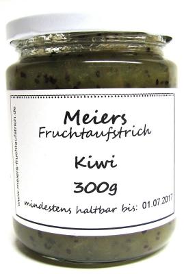Fruchtaufstrich Kiwi 300g