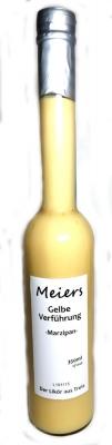 MEIERs Gelbe Verführung -Marzipan- 350ml