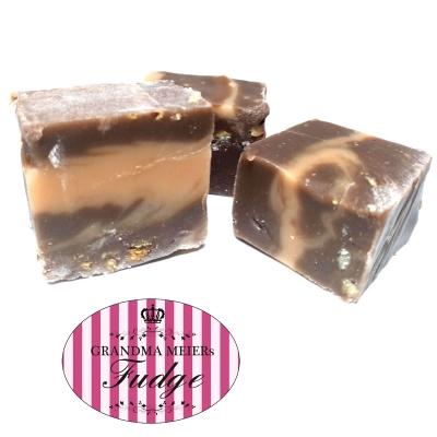 Fudge - Chocolate Peanut Nutella 100g