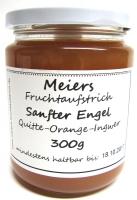 Fruchtaufstrich Sanfter Engel  Quitte-Orange 300g
