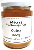 Fruchtaufstrich Quitte 300g