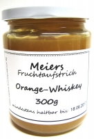 Fruchtaufstrich Orange-Whiskey *