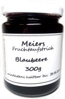 Fruchtaufstrich Blaubeere 300g