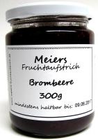Fruchtaufstrich Brombeere 300g