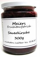 Fruchtaufstrich Sauerkirsche 300g