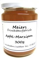 Fruchtaufstrich Apfel-Marzipan