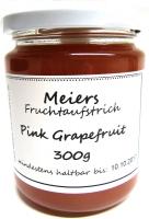 Fruchtaufstrich Pink-Grapefruit 300g