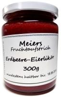 Fruchtaufstrich Erdbeere-Eierlikör 300g*