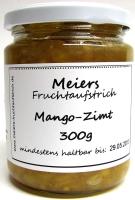 Fruchtaufstrich Mango-Zimt 300g
