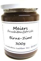 Fruchtaufstrich Birne-Zimt 300g